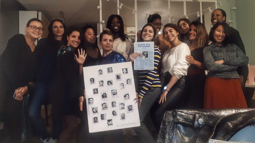 Coworking féminin La Patronnerie